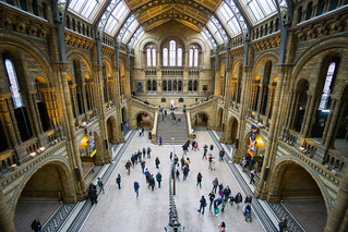 Day 1: Natural History Museum, London | by chee.hong
