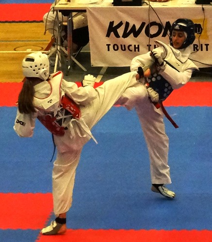 Bonn: International Taekwondo Masters 2014 (day 1: youth tournament)