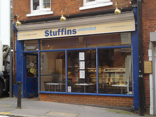 Stuffins Unlimited, Croydon, London CR0