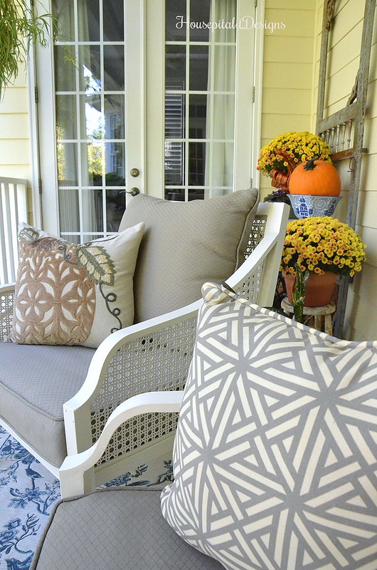 Upper Back Porch - Fall 2016 - Housepitality Designs