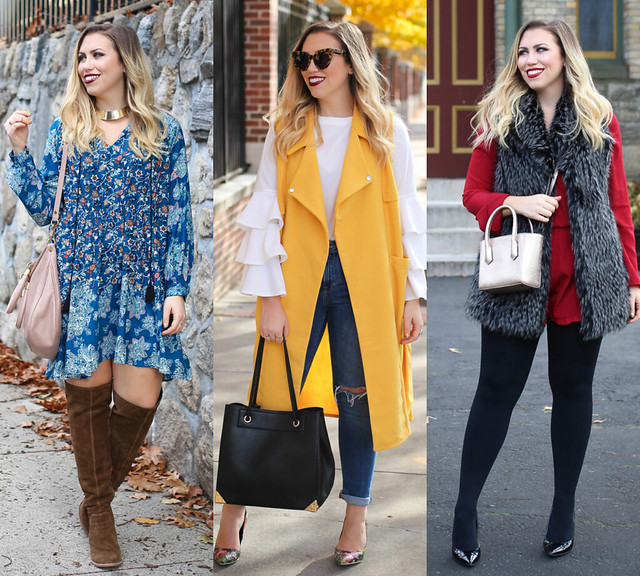Pear Shaped Fall Outfit Inspiration