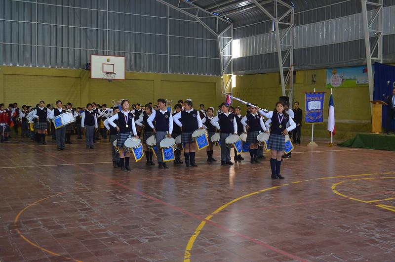 Cierre Proyecto Banda Escolar Escuela Canela Baja