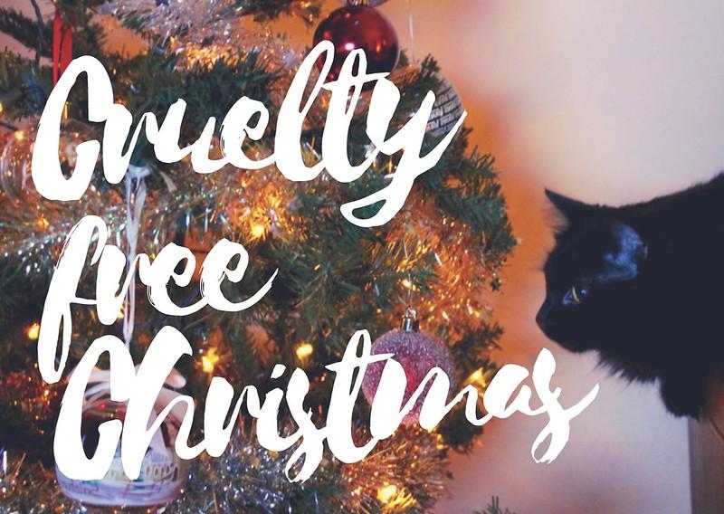 Cruelty Free Christmas