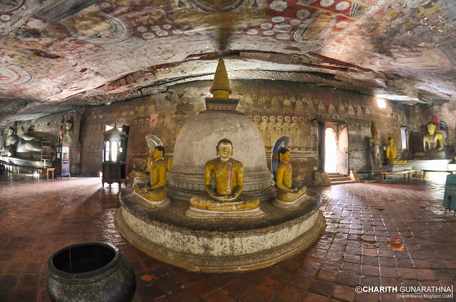 Rangiri Golden Temple  Dambulla