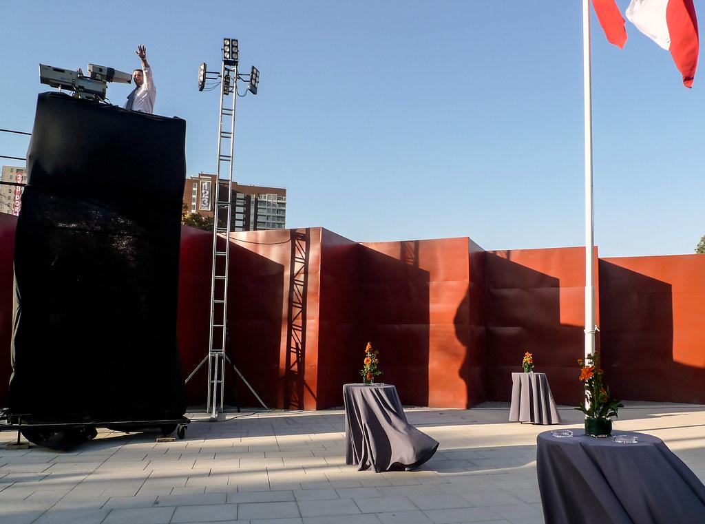 Museo de la Memoria, Santiago, 2010 -12 | by Marcelo  Montecino