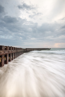 Hatteras Island Jetty, NC | by eddit