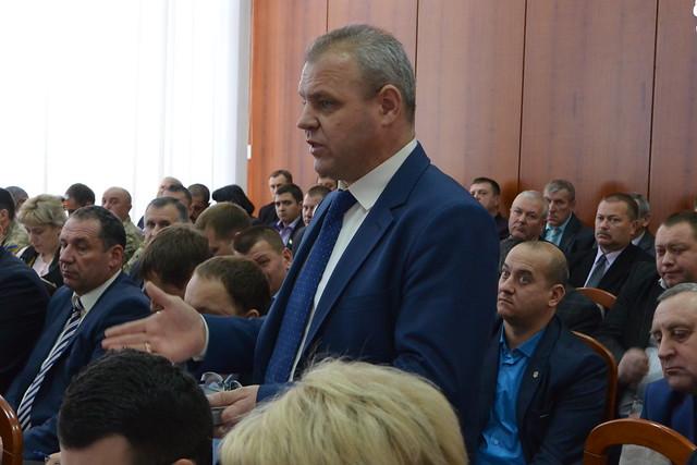 Володимир Квачук, облавтодор