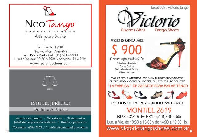 Revista Punto Tango 122 Diciembre 2016 - 20