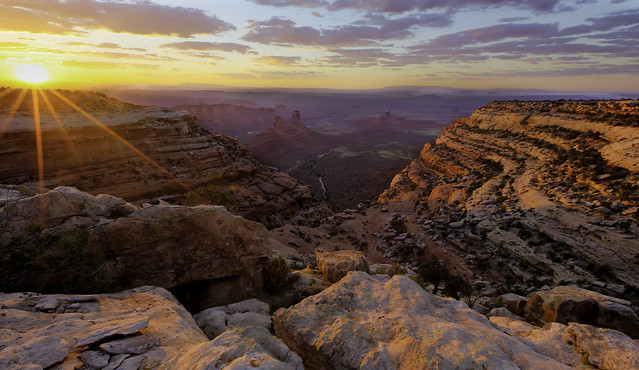 Cedar Mesa Valley of the Gods