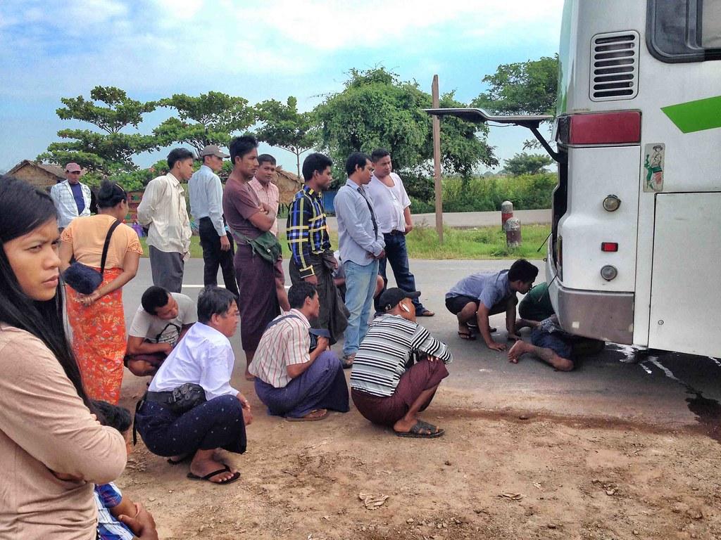 Myanmar - Mawlamyine Hpa An