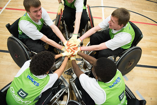 BT Wheelchair Rugby Youth Tournament 2016 (C1 Photography) (1) | by Great Britain Wheelchair Rugby