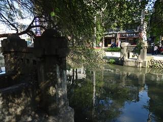舊石橋的遺跡?