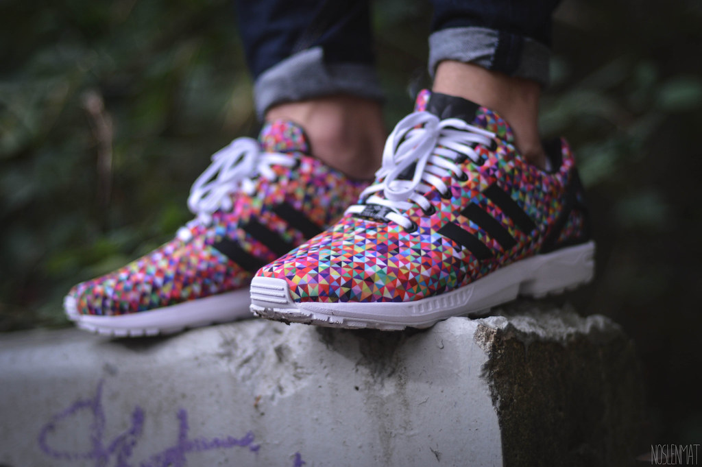 adidas originals Zx Flux Nps Updt Oddity Cf I buy and offers on Dressinn