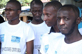 UNDP on the frontlines of the Ebola crisis in West Africa | by United Nations Development Programme