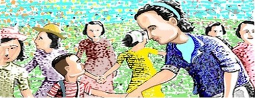 Saint Gianna Molla 1922-1962 | by waldronsaints