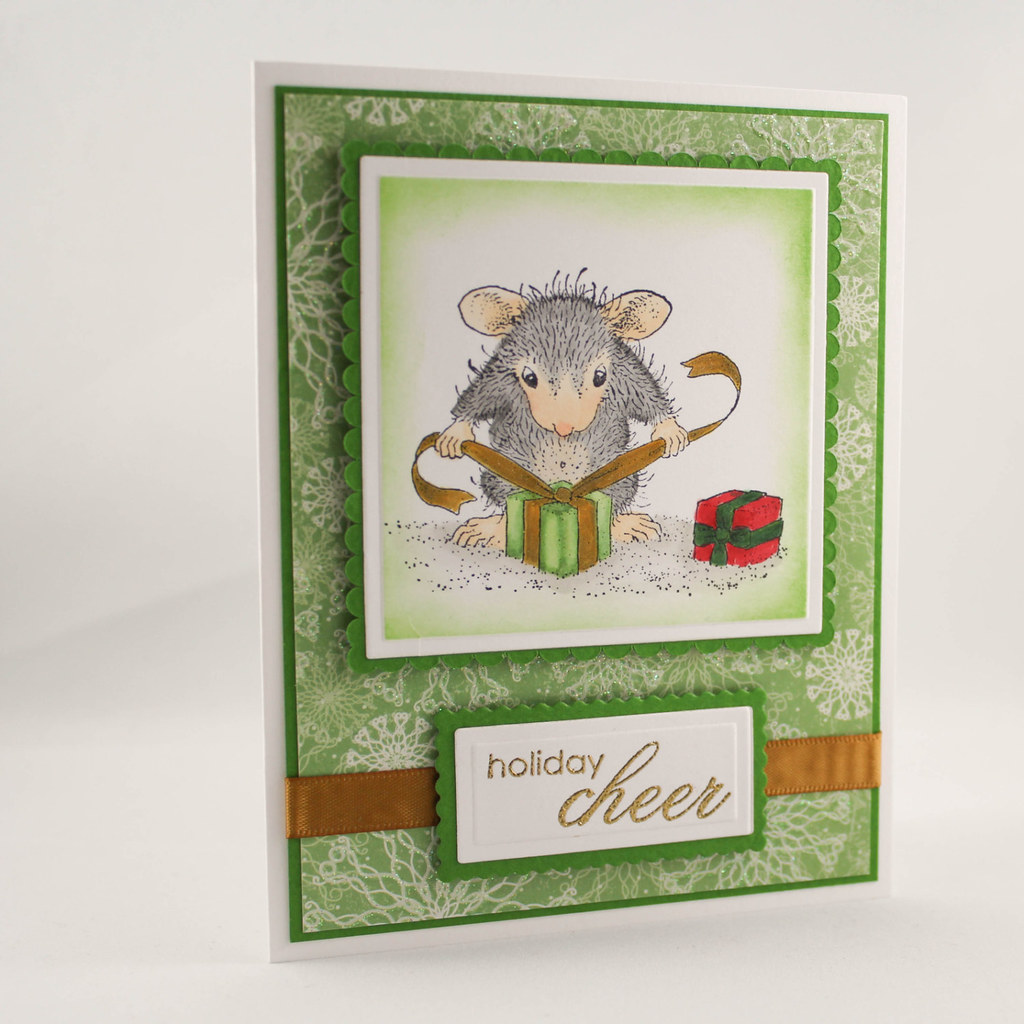 Unique Christmas Cards Christmas Greeting Card House Mouse Christmas Card Xma Flickr