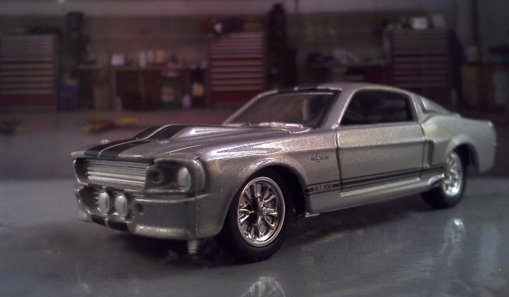 Eleanor 1967 Ford Mustang Shelby Gt500 Super Snake Flickr
