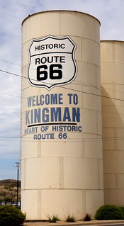 Welcome to Kingman, Arizona | by RoadTripMemories