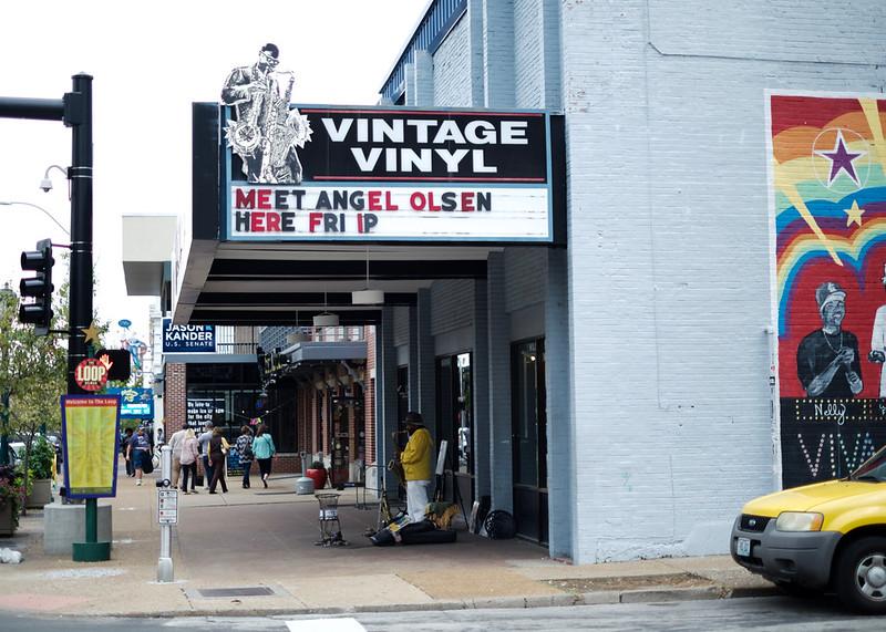 Angel Olsen @ Vintage Vinyl