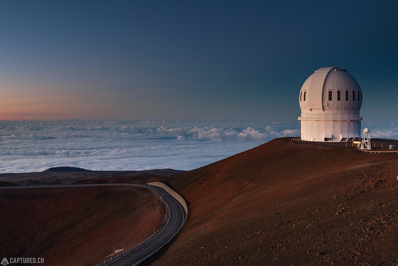 Telescope - Big Island