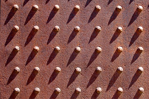 Array of Rivets | by jim.choate59