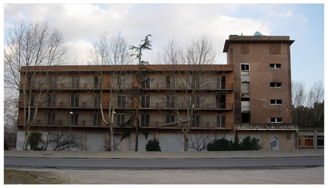 hotel del valles 2004