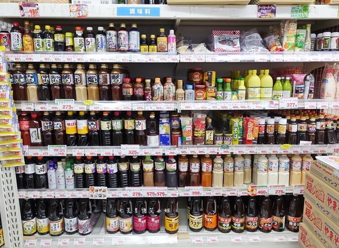 17 上野酒、業務超市 業務商店 スーパー  東京自由行 東京購物 日本自由行