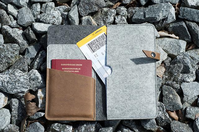 Travel Documents Holder