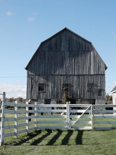 Wooden Barn | by susanvg