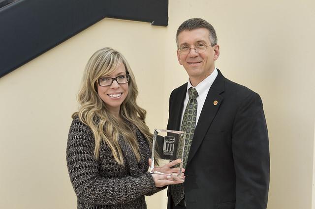 2013 College of Engineering Staff Awards