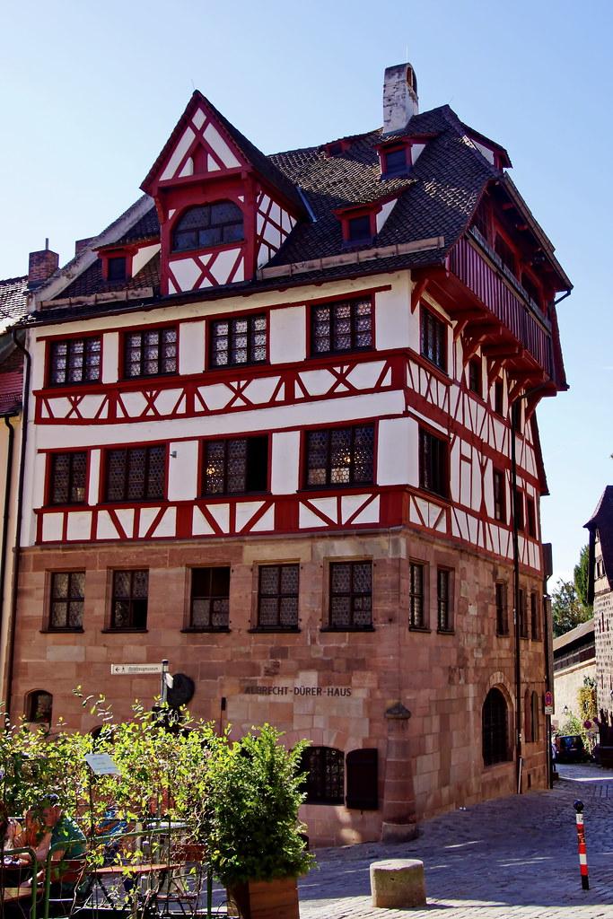Albrecht - Dürer - Haus in Nürnberg | Das Albrecht-Dürer-Hau… | Flickr