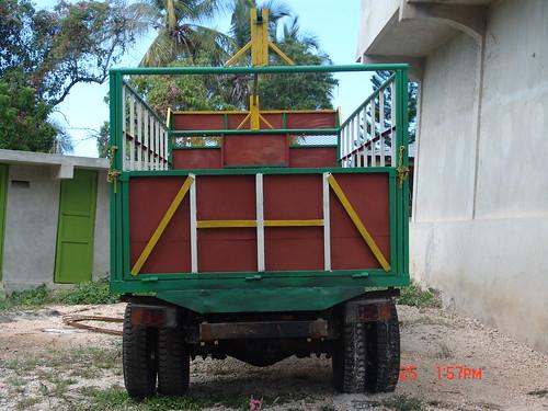 APDAG Truck