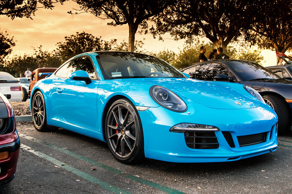 Porsche 911 50th Anniversary Edition Take At Irvine Cars A Flickr