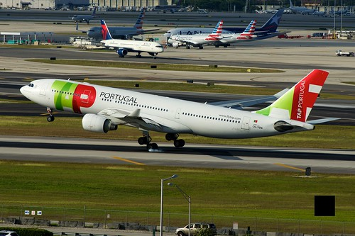 TAP Portugal Airbus A330-300 CS-TOG | by BriYYZ