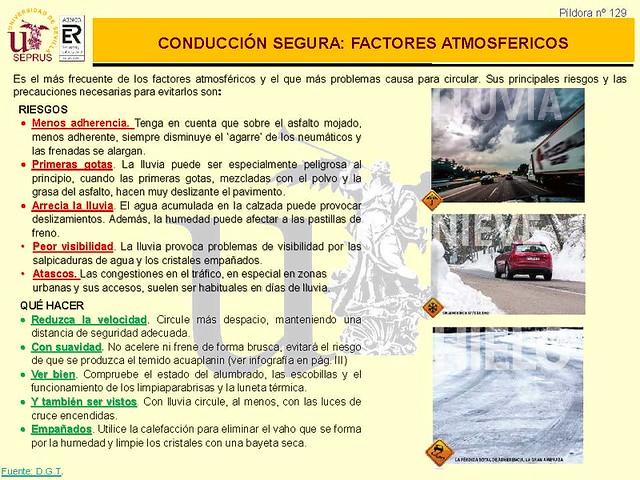 129 Pildora CONDUCTOR.RIESGO DE UNA CONDUCCIÓN CON EL SUELO MOJADO_Página_1