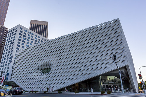 The Broad Museum Los Angeles 03 | by Eva Blue