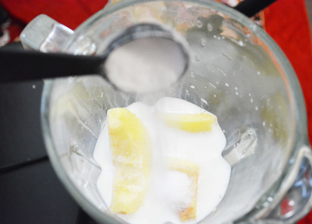 sugar added for pple juice