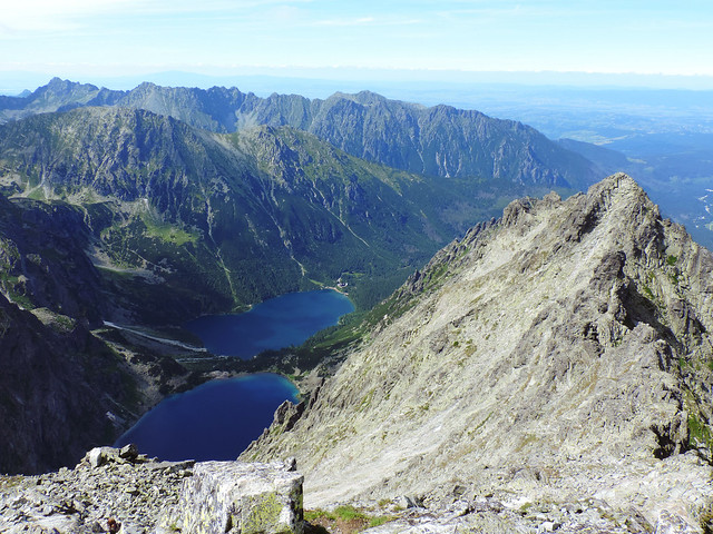 Best Photos Of 2016: Rysy peak, High Tatras National Park, Slovakia
