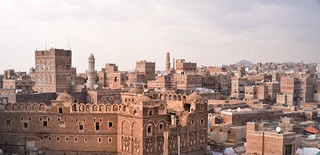 Sana'a, Yemen | by Rod Waddington