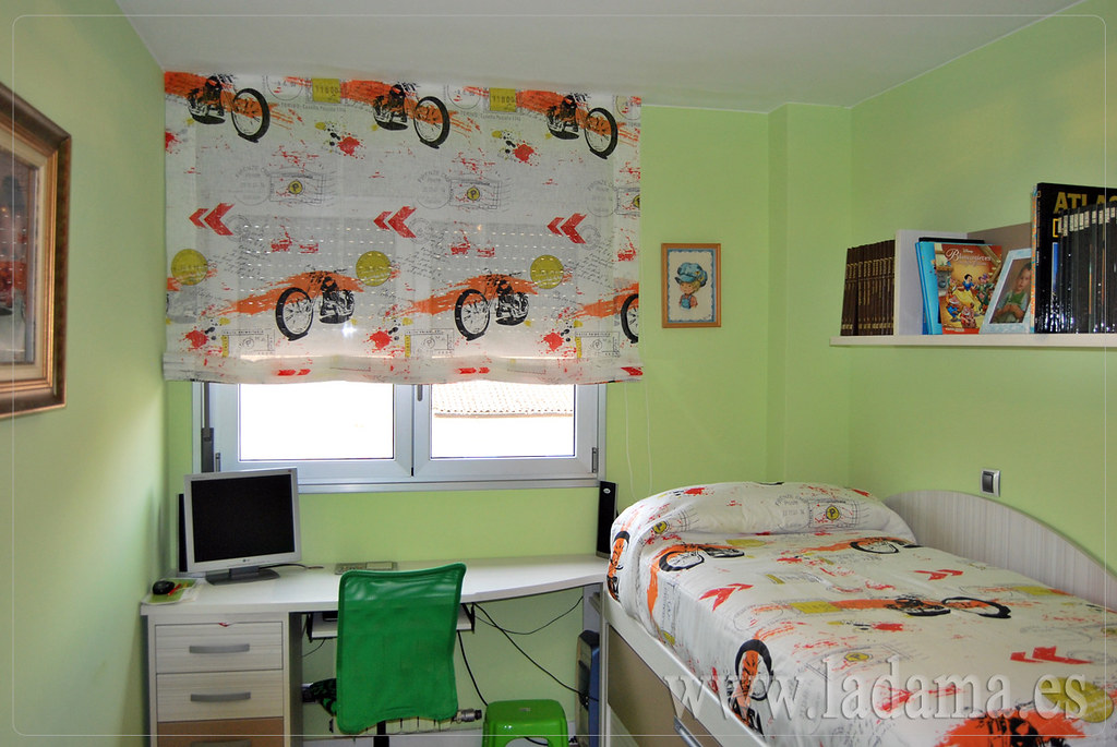 Decoracion dormitorio juvenil chico great with decoracion - Decoracion dormitorios juveniles pintura ...