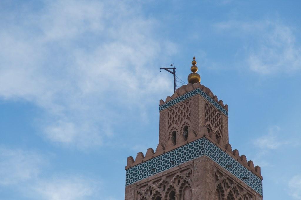 Marokko Marrakech-18