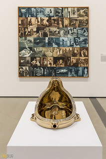 Sherrie Levine Mark Tansey The Broad Museum Los Angeles 02 | by Eva Blue