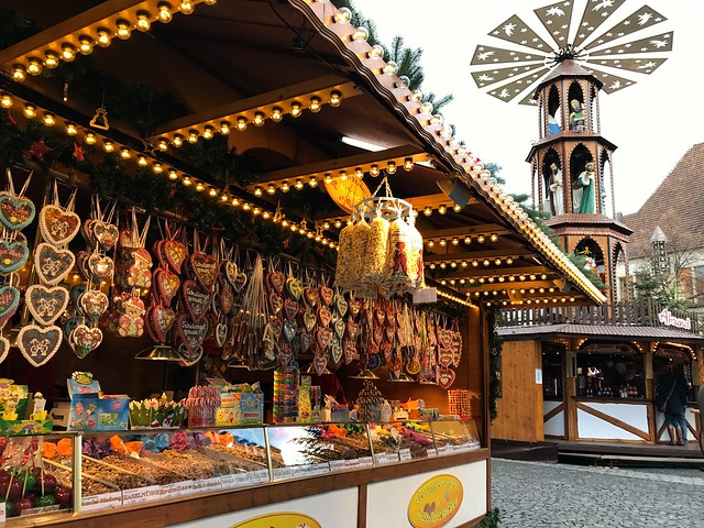 Hildesheim Christmas market Germany 33