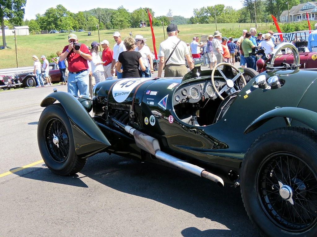 1939 Lagonda V12 Le Mans 1