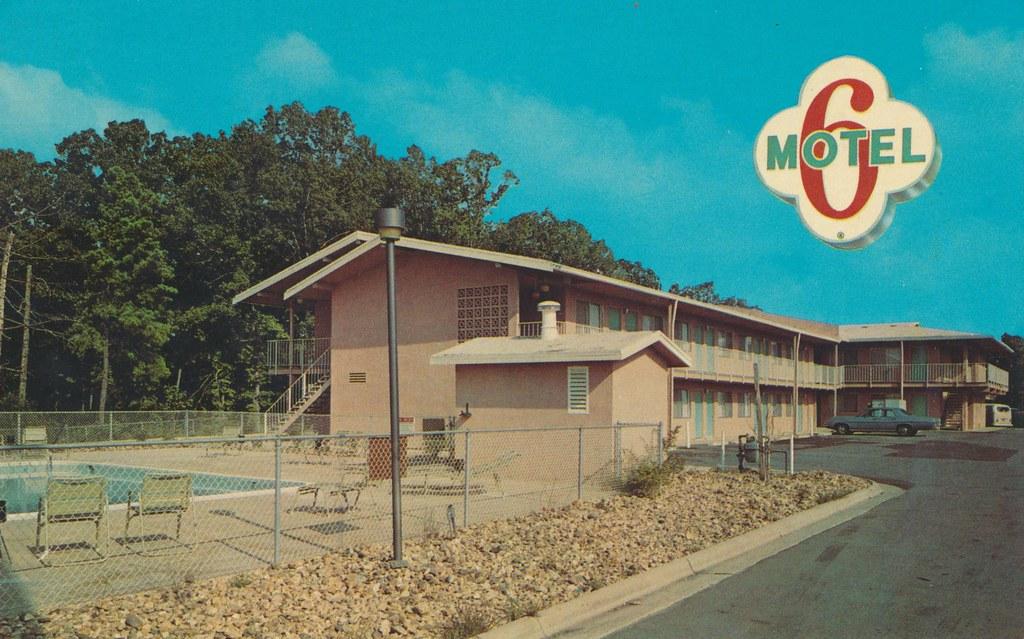 Motel 6 - Little Rock, Arkansas