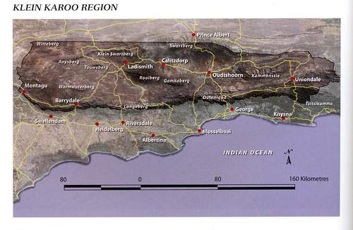 Little Karoo region