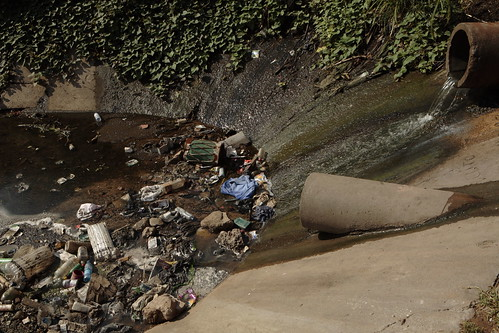 Polluted ditches and canals | by World Bank Photo Collection