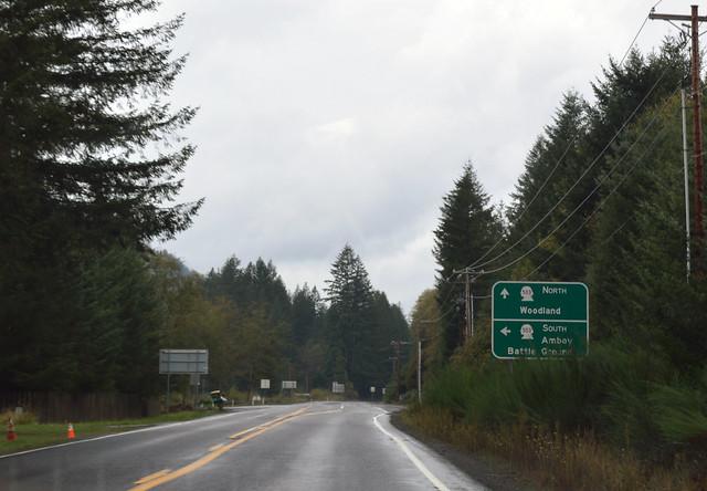 SR 503 @ SR 503 southward