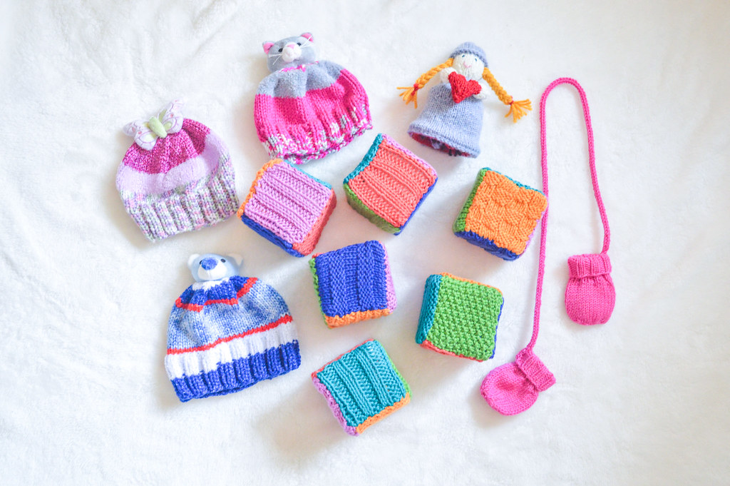 Knitted Christmas gifts, 2016   whitneycurella   Flickr