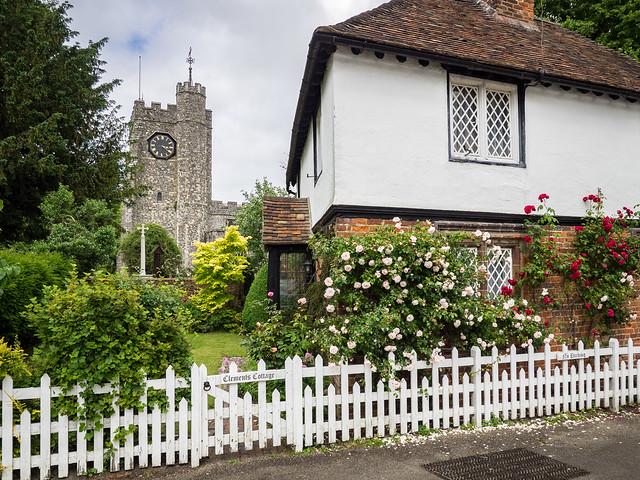 Clements' Cottage, Chilham, Kent